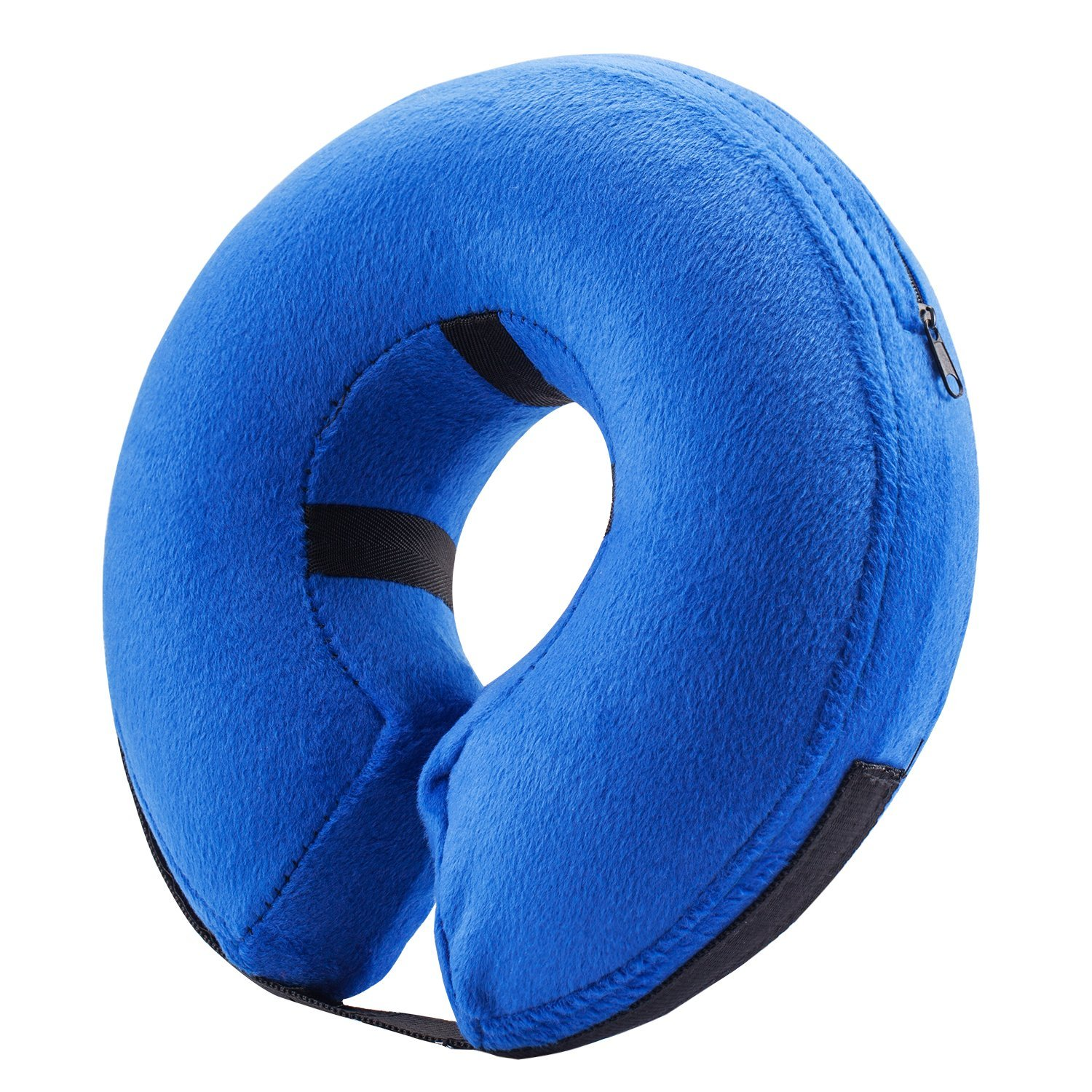 Protective Inflatable Collar Soft Pet Recovery Collar for Dogs