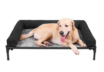 2020 New Manufacture Pet Furniture Washable Large Sofa Dog Luxury Rest Sleep Orthopedic Elevated Pet Bed